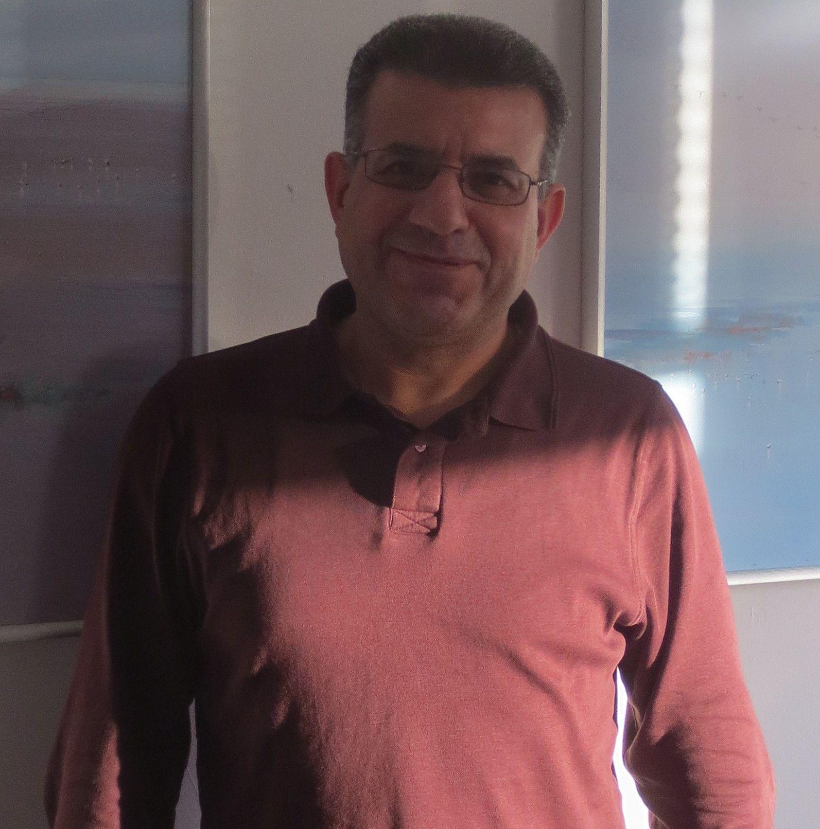 Dozent Ayiman Azouz